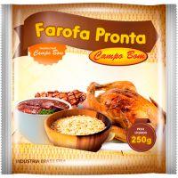 Farofa Pronta Campo Bom Tradicional 250g - Cod. 7896616900529