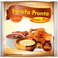 Farofa Pronta Campo Bom Tradicional 500g - Cod. 7896616901281
