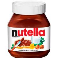 Creme de Avelã Nutella 140g - Cod. 7898024395232