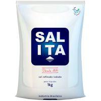 Sal Refinado Ita 1kg - Cod. 7898124620098