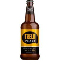 Cerveja Antuérpia Trela Pilsen 500ml - Cod. 7898659241133C15