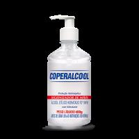 Gel Higienizador de Mãos Coperalcool 70°INPM - 400g|caixa com 12 un. - Cod. 7896090704460
