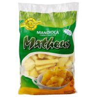 Mandioca Congelada Matheus Tolete 2,5kg - Cod. 7898950515018
