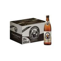 Cerveja Franziskaner Hefe Weissbier Hell Garrafa 500ml - Cod. 4072700004417