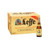 Cerveja Leffe Blonde Long Neck 330ml - Cod. 5410228234098