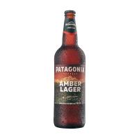 Cerveja Patagonia Amber Lager Garrafa 740ml - Cod. 7792798007158