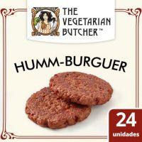 The Vegetarian Butcher Hamburguer Vegetal | 24 Unidades de 113,5g - Cod. 7891150081901