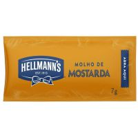 Mostarda Hellmann's Sachê 7g - Cod. 7891150057562