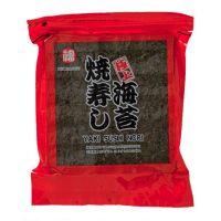 Alga Nori para Sushi Fukumatsu Vermelha 140g | Com 50 Folhas - Cod. 6970875590057