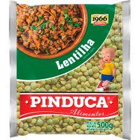 Lentilha Pinduca 500g - Cod. 7896015976064