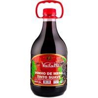 Vinho Nacional Vailatti Tinto Seco Pet 4L - Cod. 7898947630182