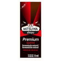 Molho Shoyu Mitsuwa Premium Sachê 8ml   Caixa com 250 Unidades - Cod. 7896054908910