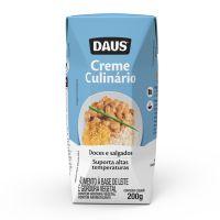 Creme Culinário Daus 200g - Cod. 7898932481423
