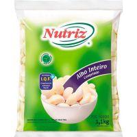 Alho Congelado Nutriz Inteiro 1,1kg - Cod. 7896418201336