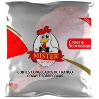 Coxa e Sobrecoxa de Frango Mister Frango 18kg - Cod. 17897200602185