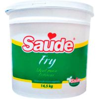 Gordura Vegetal Saúde Fry Balde 14,5kg - Cod. 7896248100038