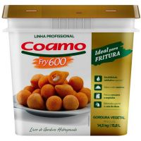 Gordura Vegetal Coamo Fry Balde 14,5kg - Cod. 7896279600026