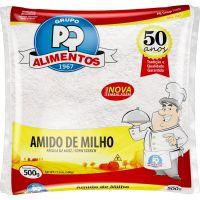 Amido de Milho PQ Alimentos 500g - Cod. 7896635503473