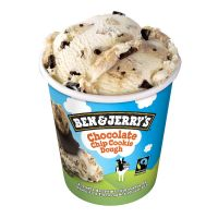 Sorvete Ben&Jerry's Chocolate Chip Cookie Dough 458ML | Caixa com 8 - Cod. 76840376292C8