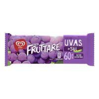 Sorvete Kibon Fruttare Palito Uva 60ML | Caixa com 28 - Cod. 7891075010130C28