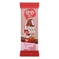 Sorvete Kibon Palito Kibonbon Morango 77ML l Caixa com 20 - Cod. 7891150053625C20