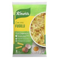 Macarrão Fusilli Knorr Sêmola Com Ovos 500g - Cod. 7891150062368