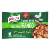 Tempero em Pó Knorr Ideal para Frango 40g - Cod. 7891150052000C3