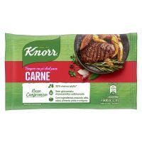 Tempero em Pó Knorr Ideal para Carne 40g - Cod. 7891150051997C3