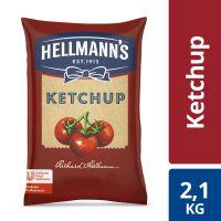 Ketchup Hellmann's Saco 2,1kg - Cod. 7891150023925