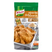 Mistura para Preparo à Milanesa Knorr 800g - Cod. 7894000032696