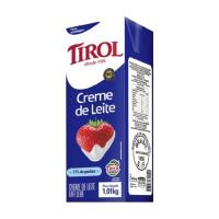 Creme de Leite Tirol 17% de Gordura 1,01Kg - Cod. 7896256605297