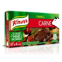 Caldo Carne Knorr 57g - Cod. 7891150012301