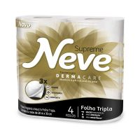 P. Higienico Tripla Neve Supreme 20 4un - Regular - Cod. 7891172422607C16