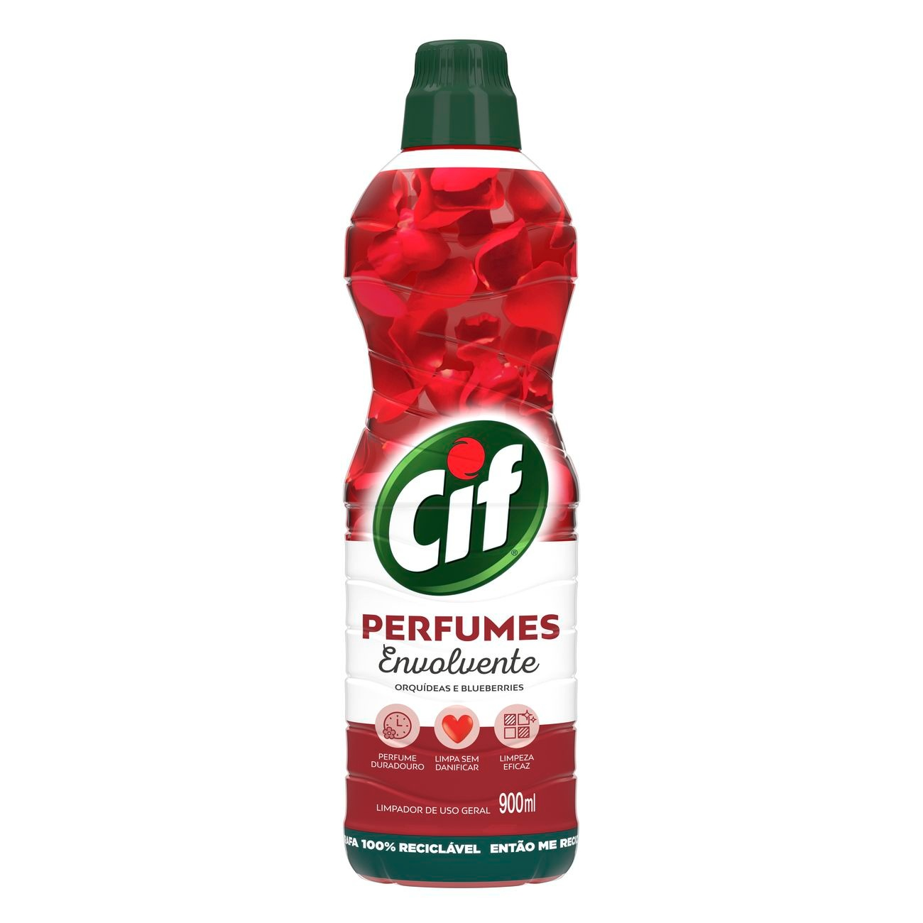 Limpa Pisos Cif Perfumes Envolvente 900mL