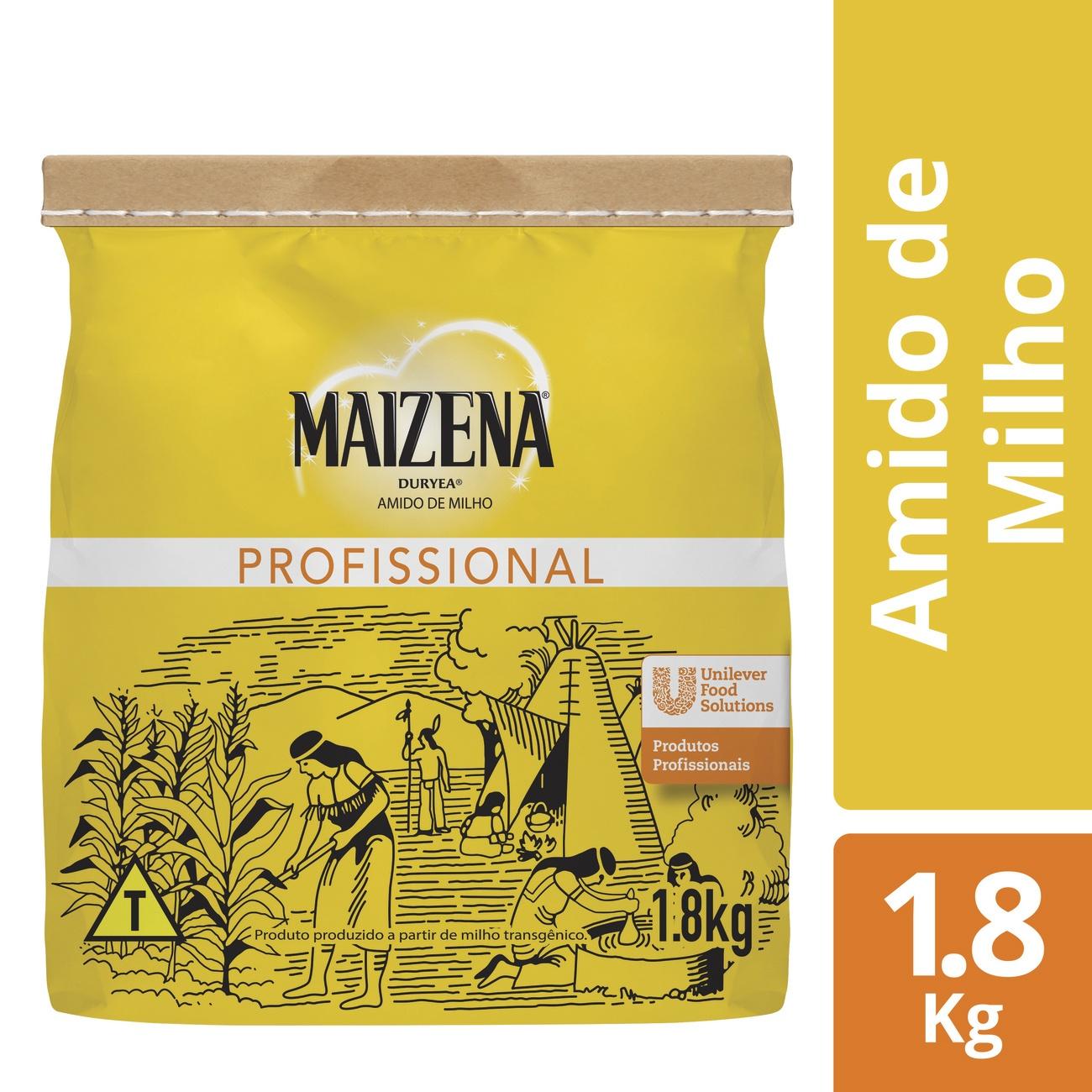 Amido de Milho Maizena 1,8kg