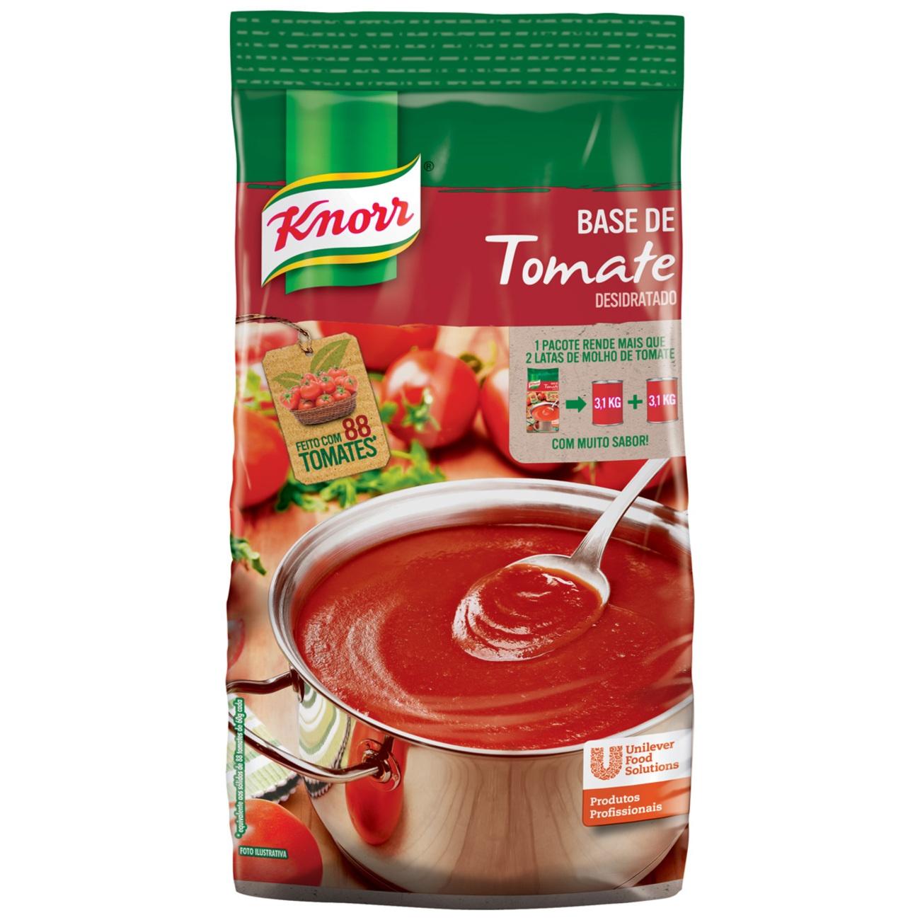Base Tomate Desidratado Knorr 750g
