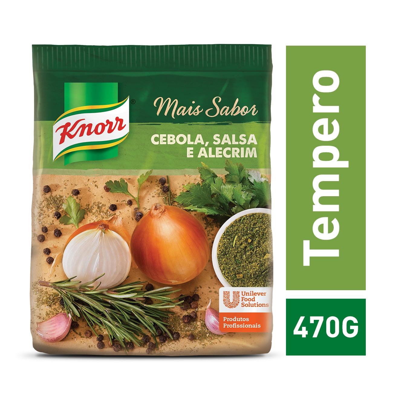 Tempero Knorr Mais Sabor Alecrim 470g