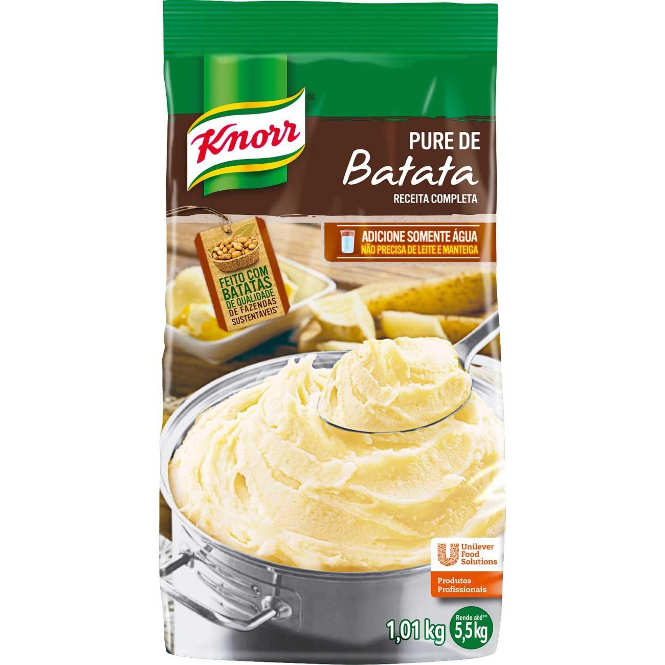 Pur� de Batatas Knorr 1,01kg
