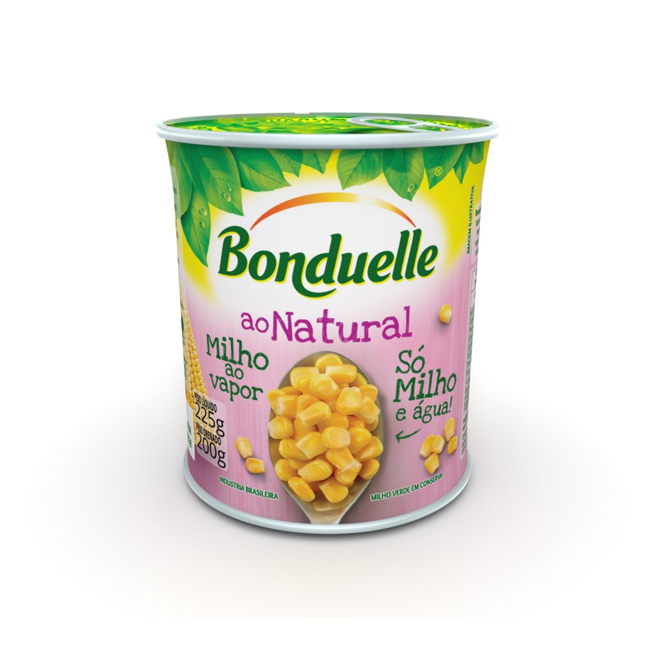 Milho Bonduelle Ao Natural 200g