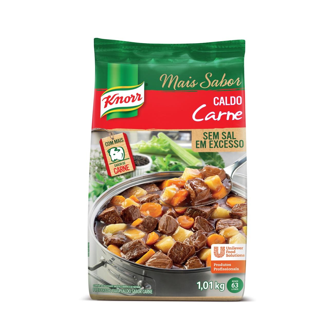 Caldo de Carne Knorr 1,01Kg